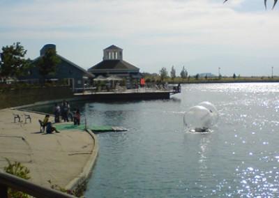 Proyecto: Laguna Recreacional Chicureo Región Metropolitana,